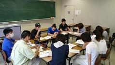 香港学生と英語会話