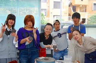 6月16日(木)美術スクーリングで陶芸体験