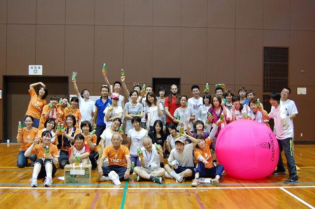 7月6日(水)日本語学校と合同のスポーツ大会